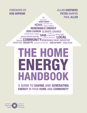 CAT Publications - The Home Energy Handbook