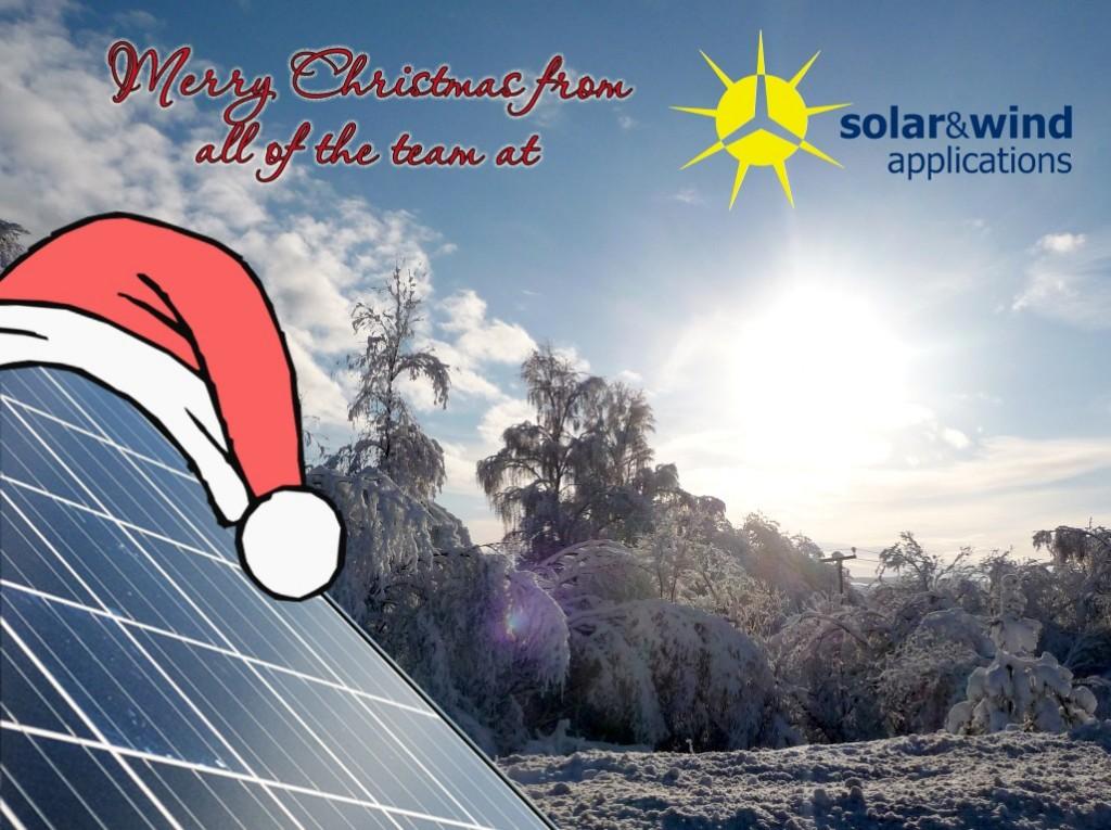 SWA Christmas Card