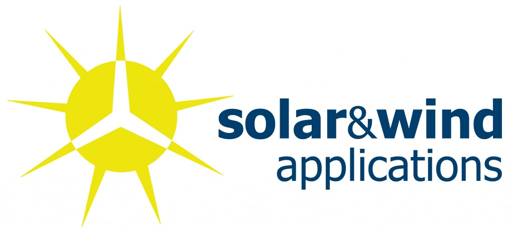 Solar and Wind Applications Logo