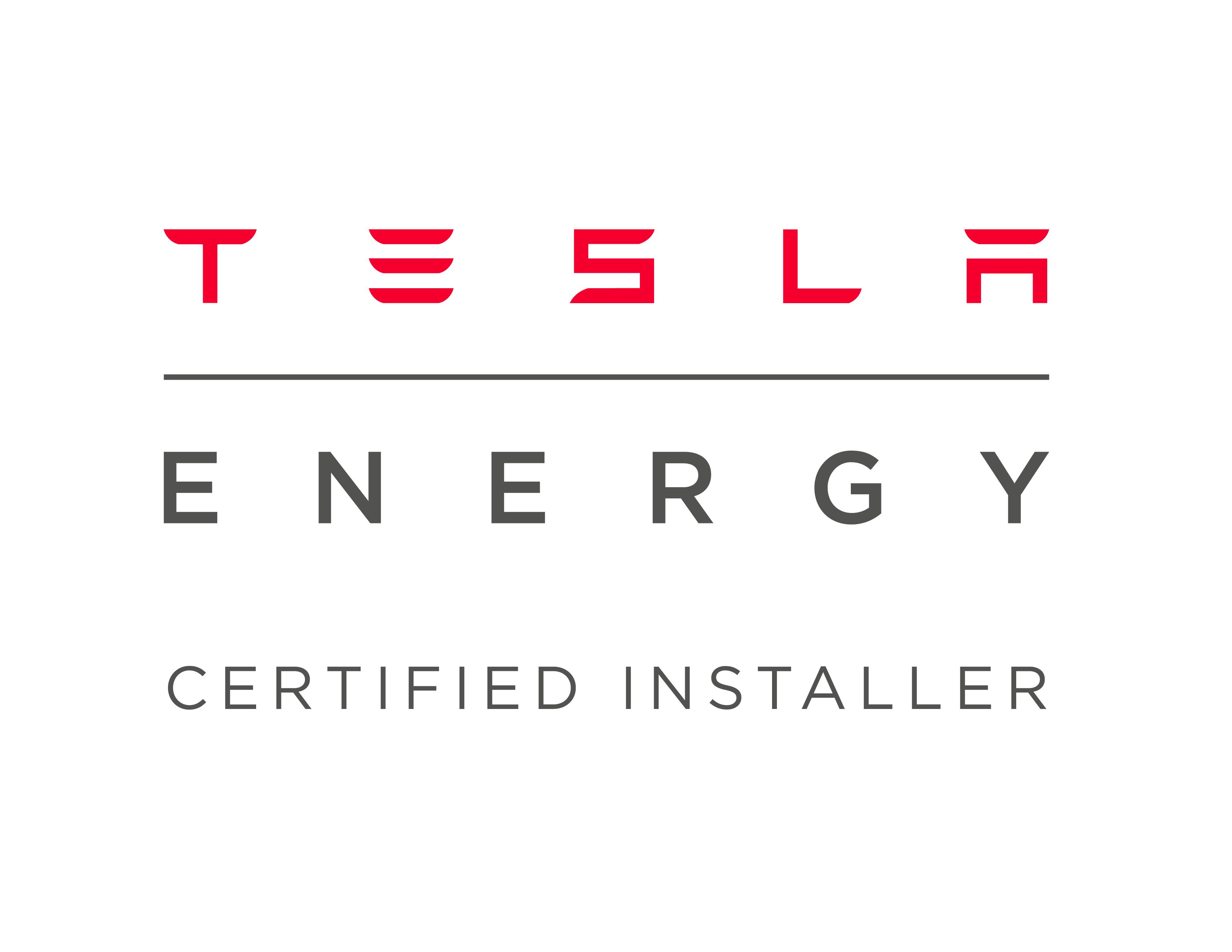 Tesla Energy Certified Installer Solar Wind Applications
