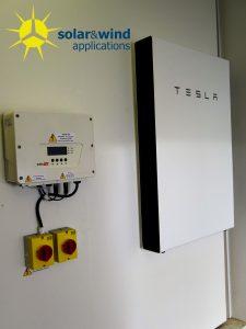 Tesla Powerwall 2 >> Battery Storage Tesla Powerwall Solar Wind Applications
