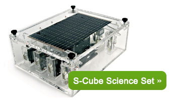 Products and Equipment - S-Cube