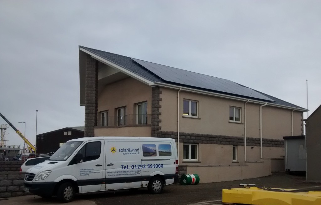 Office Large Solar PV